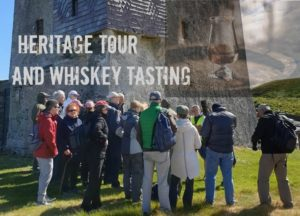Heritage Tour and Whiskey Tasting