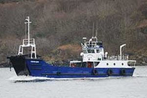 The Clew Bay Queen Ferry Westport
